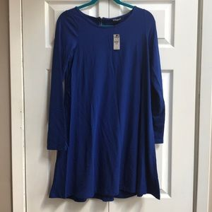 NWT Express M swing dress